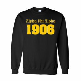 Alpha Phi Alpha Logo Crewneck Sweatshirt