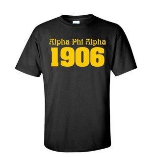Alpha Phi Alpha Logo Short Sleeve Tee