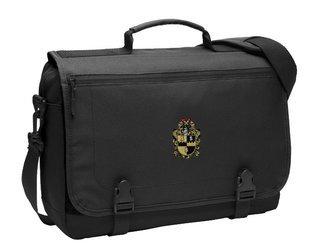 Alpha Phi Alpha Messenger Briefcase