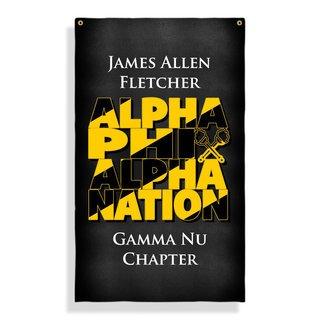 Alpha Phi Alpha Nations Giant Flag