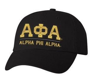 Alpha Phi Alpha Old School Greek Letter Hat