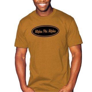 Alpha Phi Alpha Emblem Tee