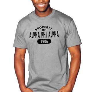 Alpha Phi Alpha Property of Est.Tee