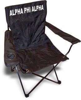 Alpha Phi Alpha Recreational Chair