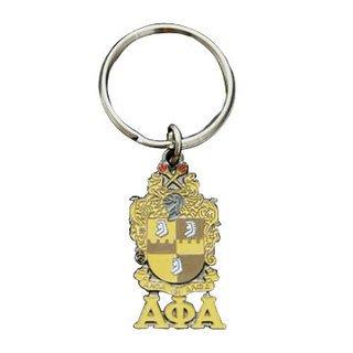 Alpha Phi Alpha Shield Key Chain