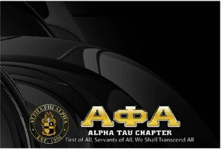 Alpha Phi Alpha Tablecloth
