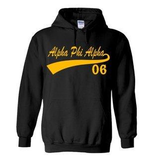 Alpha Phi Alpha Tail  Hooded Sweatshirts