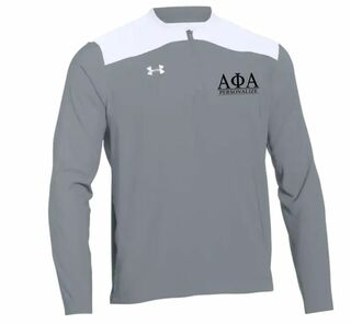 Alpha Phi Alpha Under Armour�  Men's Triumph Cage Quarter-Zip Pullover