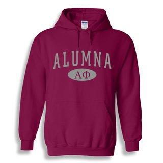 Alpha Phi Alumna Sweatshirt Hoodie
