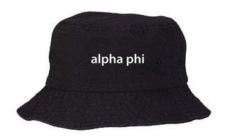 Alpha Phi Bucket Hat