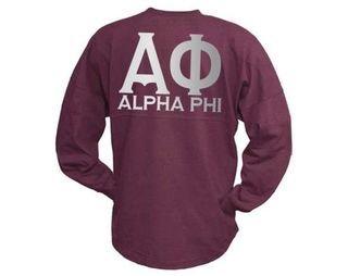 Alpha Phi Classic Jersey
