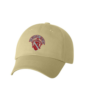 DISCOUNT-Alpha Phi Crest - Shield Hat
