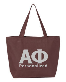 Alpha Phi Design Your Own Tote Bag