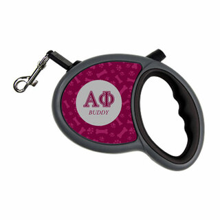 Alpha Phi Dog Leash
