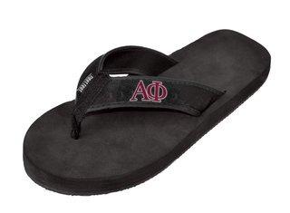 Alpha Phi Flip Flops