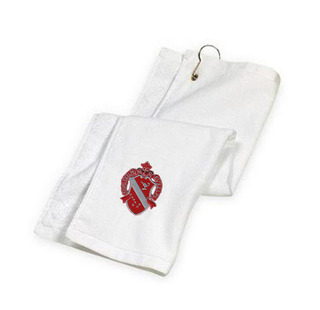 DISCOUNT-Alpha Phi Golf Towel