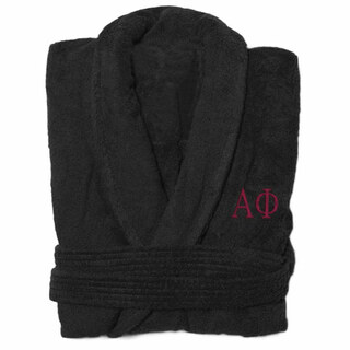 Alpha Phi Greek Letter Bathrobe