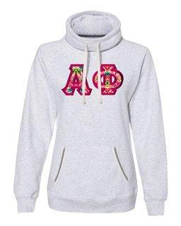 Alpha Phi J. America Relay Cowlneck Sweatshirt