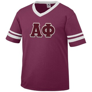 Alpha Phi Jersey With Custom Sleeves