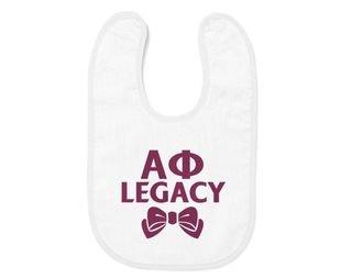 Alpha Phi Legacy Bib