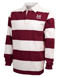 Alpha Phi Lettered Rugby
