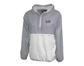 Alpha Phi Letters Anorak