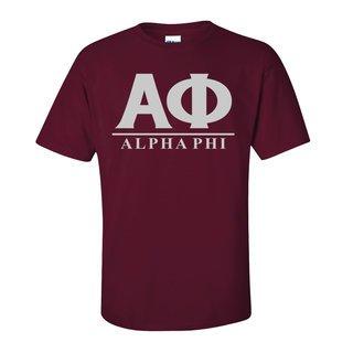 Alpha Phi Message T-Shirts