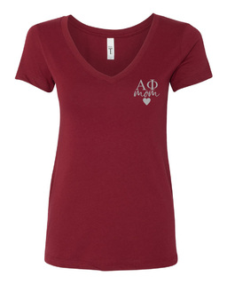 Alpha Phi Mom Ideal V-Neck