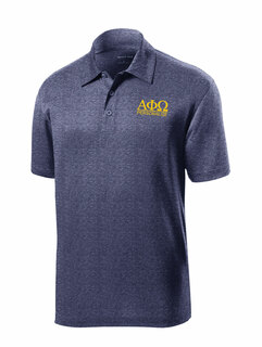 Alpha Phi Omega- $25 World Famous Greek Contender Polo