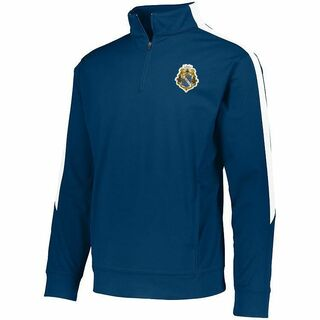 DISCOUNT-Alpha Phi Omega-  World Famous Greek Crest - Shield Medalist Pullover