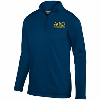 Alpha Phi Omega- $39.99 World Famous Wicking Fleece Pullover