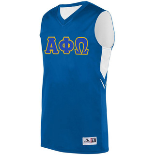 DISCOUNT-Alpha Phi Omega Alley-Oop Basketball Jersey