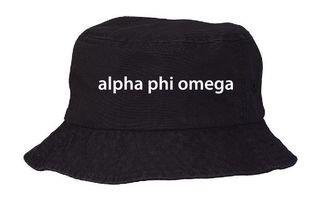 Alpha Phi Omega Bucket Hat