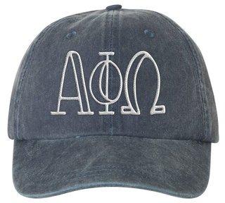 Alpha Phi Omega Carson Greek Letter Hats
