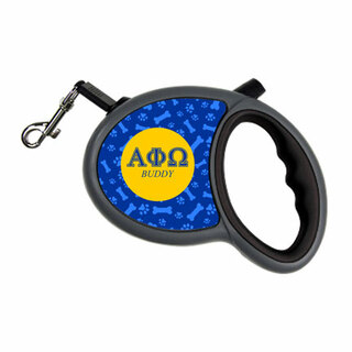 Alpha Phi Omega Dog Leash