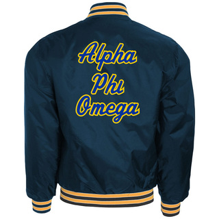 Alpha Phi Omega Heritage Letterman Jacket