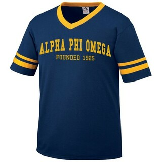 Alpha Phi Omega Founders Jersey