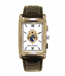 Alpha Phi Omega Greek Classic Wristwatch