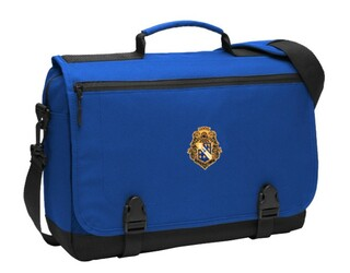 Alpha Phi Omega Messenger Briefcase