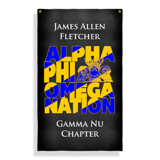 Alpha Phi Omega Nations Giant Flag
