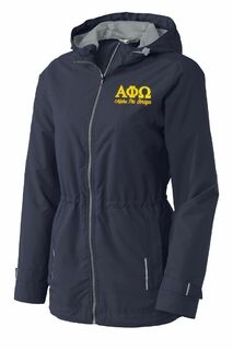 Alpha Phi Omega Northwest Slicker