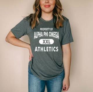 Alpha Phi Omega Shirts