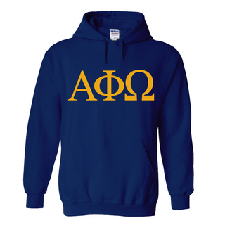 Alpha Phi Omega World Famous $25 Greek Hoodie