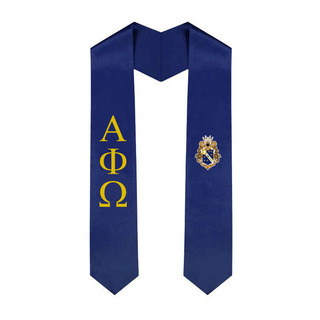 Alpha Phi Omega World Famous EZ Stole - Only $29.99!