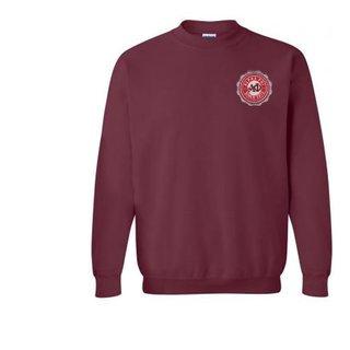 Alpha Phi Patch Seal Sweatshirt
