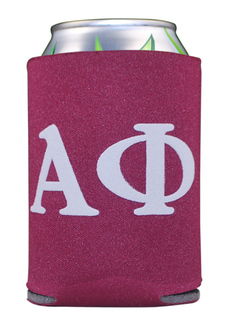 Alpha Phi Pocket Can Cooler