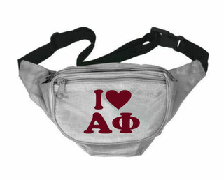 Alpha Phi Sorority Fanny Pack