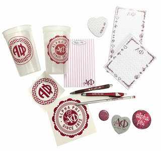 Alpha Phi Super Sister Set - $70 Value!