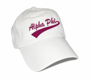 Alpha Phi Tail Hat
