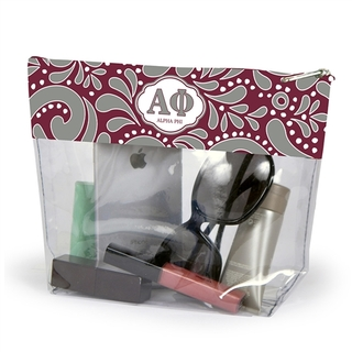 Alpha Phi Travel Pouch